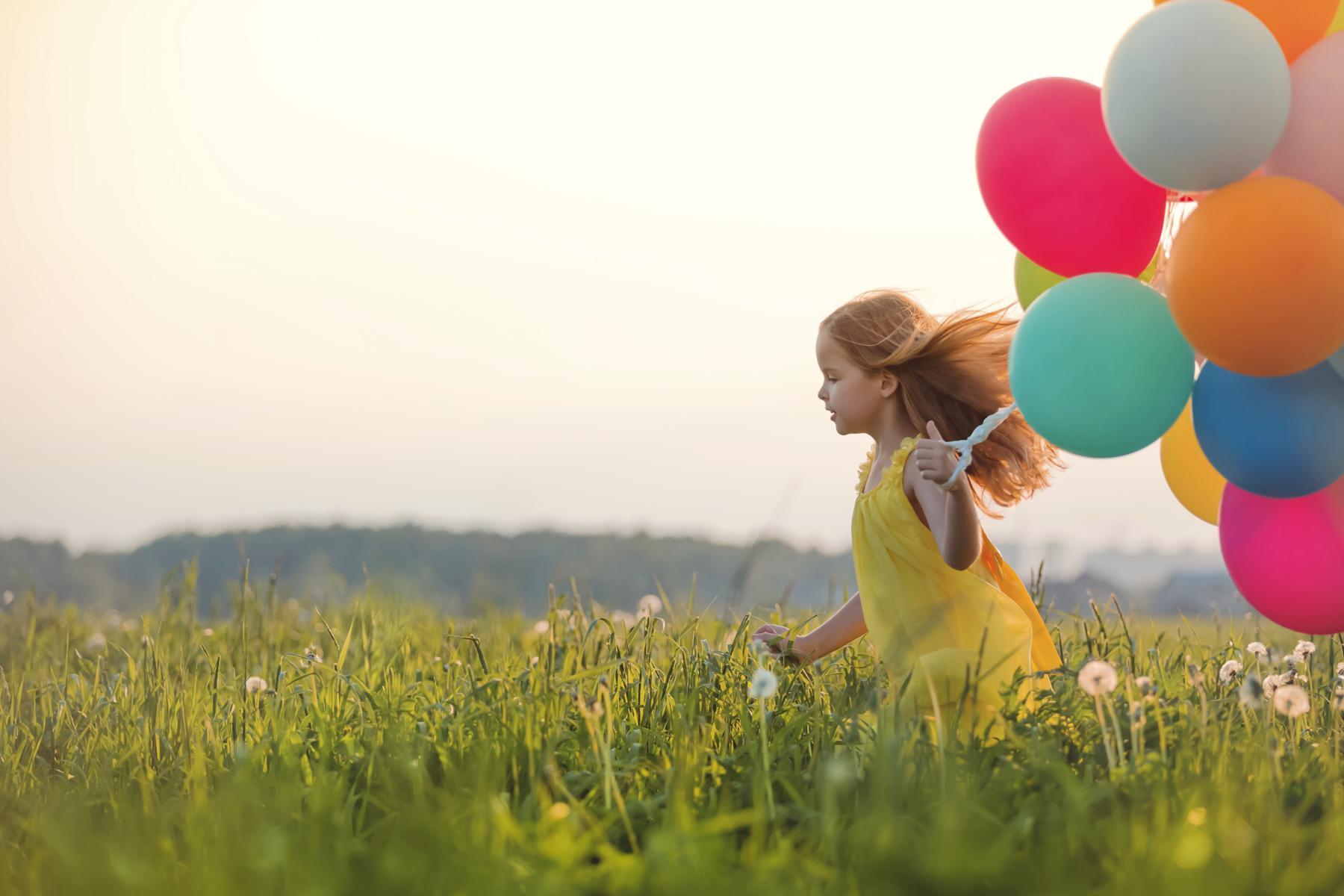 Vi vill låta barns drömmar få lyfta